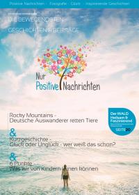 Nur positive Nachrichten Magazin (E-Paper) - Best of 2015