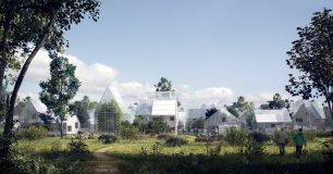Autarkes Öko-Dorf ReGen Village | Quelle: <a href=