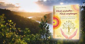 Fülle erschaffen - Fülle empfangen | Cover: Schirner Verlag