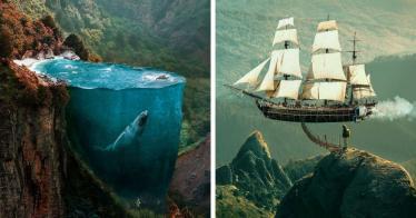 Wenn du deine Träume fotografieren könntest, wie würden die Bilder aussehen?