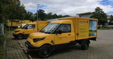 Deutsche Post DHL Group beschließt Null-Emissionen-Logistik bis 2050