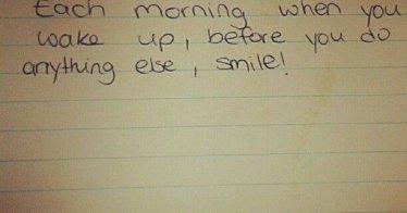 Positiver Alltag - Gedanken über die kleinen Dinge die glücklich machen