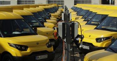 Streetscooter der deutschen Post | Bild: Deutsche Post DHL Group
