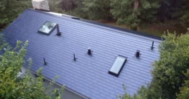 Das erste Solardach von Tesla ist fertig (Video)