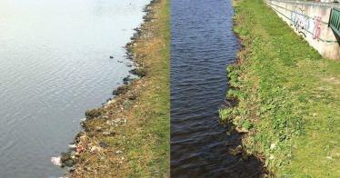 Project Schone Schie befreit seit Jahren Seen und Flüsse von Müll