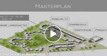 """Projekt: Das """"Dorffür alle"""" im Wendland (Video)"""