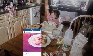 Warheit Instagram Bilder - ohne Beschnitt   Quelle: http://www.wrenkitchens.com/blog/kitchen-lived-perception-vs-reality/