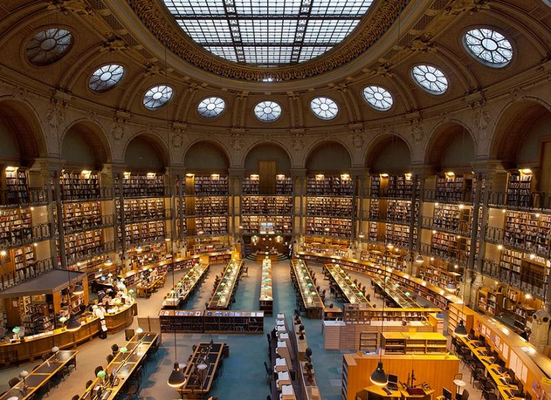 Buenso Aires Buchhandlung im Theater El Ateneo Grand Splendid | Quelle: http://www.inha.fr/fr/index.html
