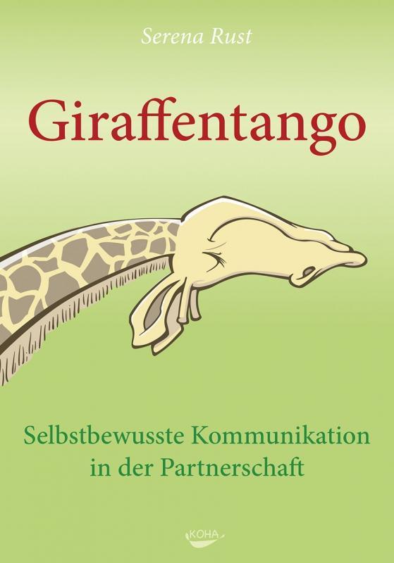Rezension: Giraffentango von Serena Rust   Bilderquelle: KOHA Verlag