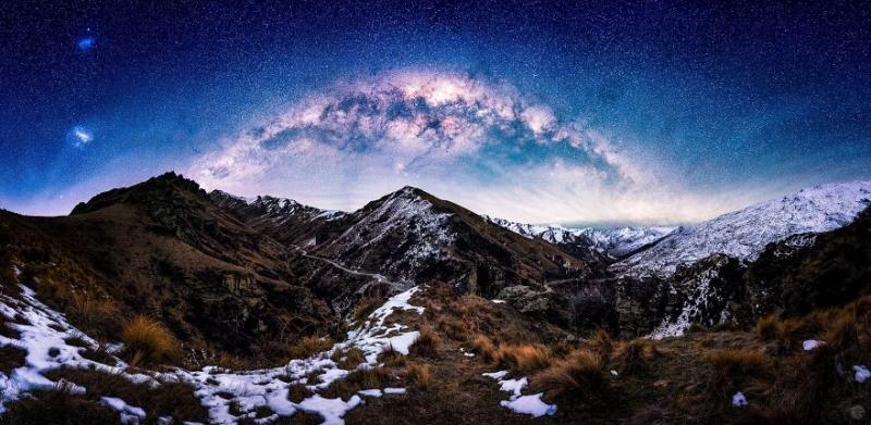 Neuseelands Nachthimmel magisch fotografiert | by https://www.facebook.com/SouthofHome/