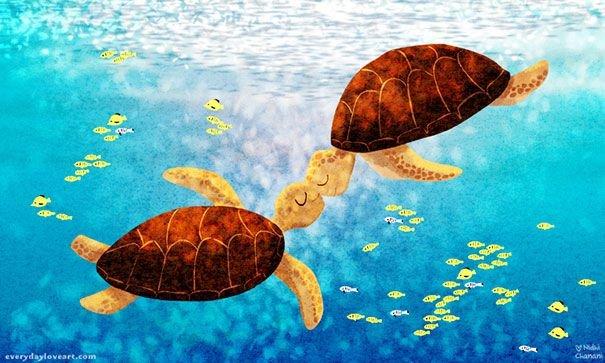 Copyright Nidhi Chanani http://everydayloveart.com/