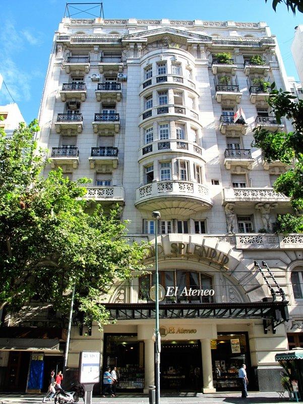 Buenso Aires Buchhandlung im Theater El Ateneo Grand Splendid   Quelle: https://commons.wikimedia.org/wiki/File:Buenos_Aires_-_El_Ateneo_164.jpg