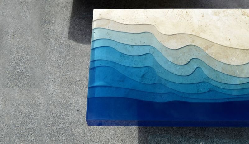 Lagunen Tisch   Quelle: https://www.facebook.com/LA-TABLE-839887199394007