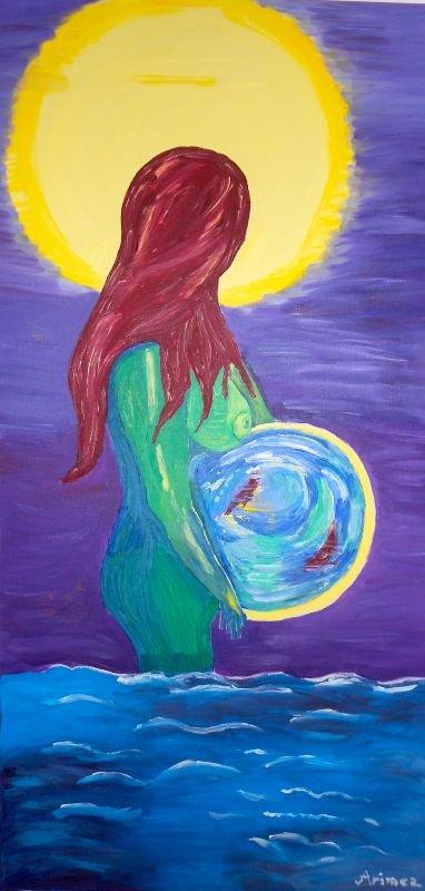 Neugeburt - Gedicht über die Liebe zur Mutter Erde