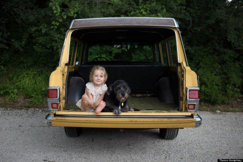 Dieser Fotograf fragte Menschen warum sie Tiere retten. Dies sind ihre Antworten