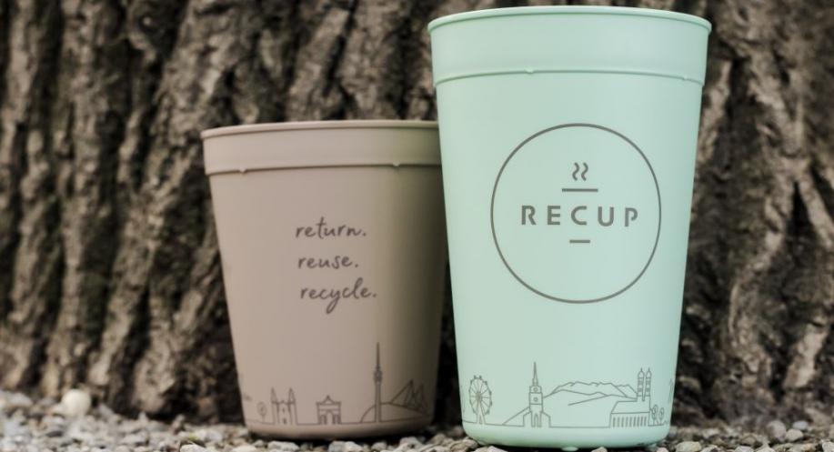 Mehrweg-Pfandsystems für Coffee-to-go-Becher von RECUP – Interview