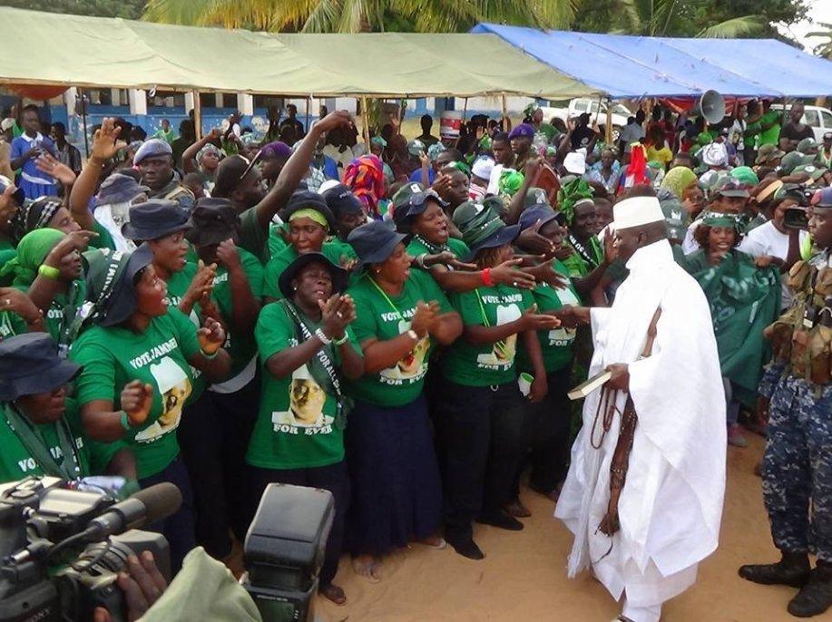 Neuer Präsident in Gambia gewählt – eine Ära der Gewalt geht zu Ende