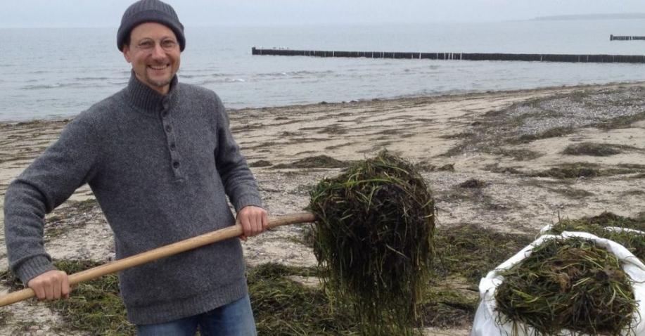 Neptu-Therm: Hausdämmung aus Seegras