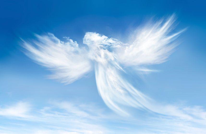 Zwei Engel Reisen - Kurzgeschichte