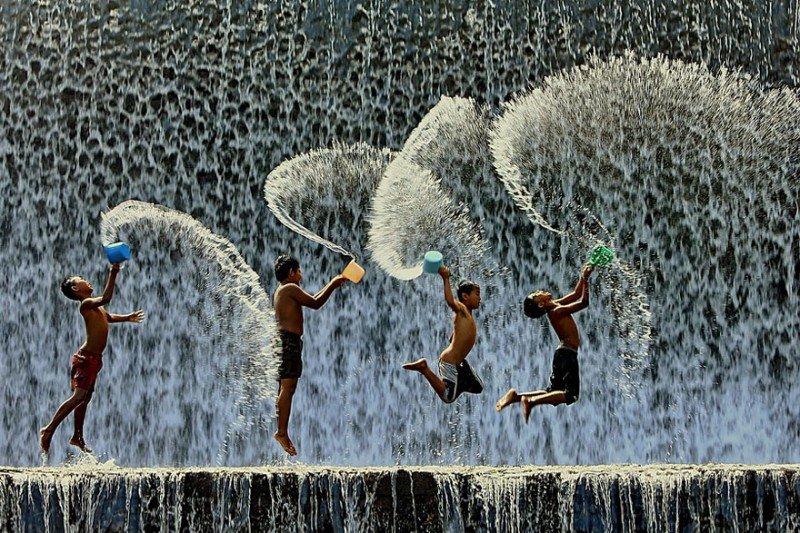30 bezaubernde Bilder von Kindern aus aller Welt