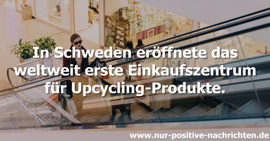 Einkaufszentrum für recycelte und reparierte Waren