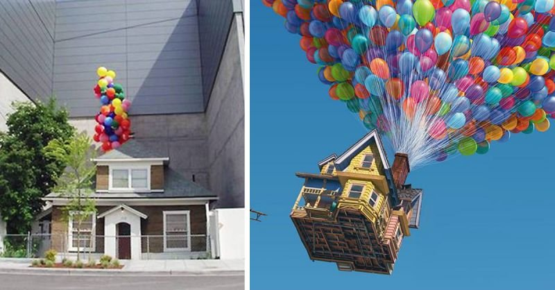 Quelle: http://inhabitat.com und Pixar Film Oben, 2009