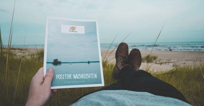 Positive Nachrichten - Studie
