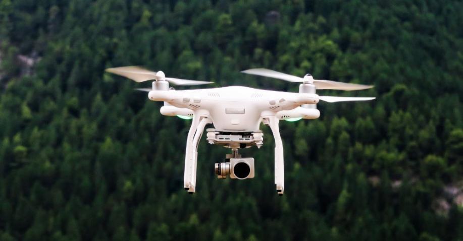Wiederaufforstung: Diese Drohnen sollen 1 Milliarde Bäume pro Jahr pflanzen (Video)