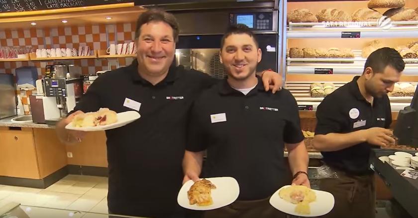 BrotRetter: Ehemals Obdachlose verkaufen Brot vom Vortag (Video)